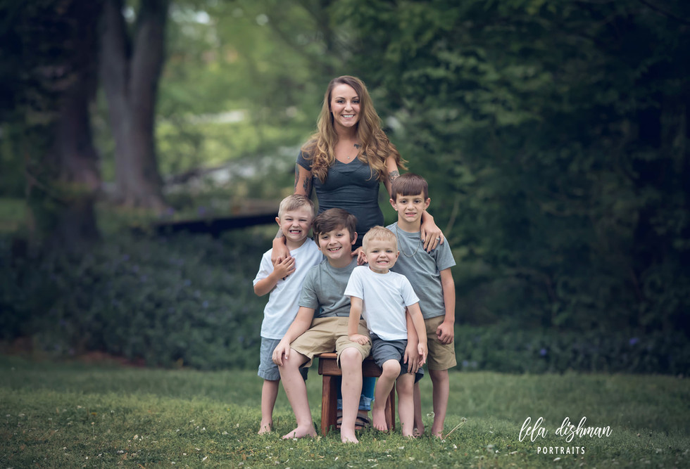 Sexton ~ Family Photography Session - Monticello, Somerset KY