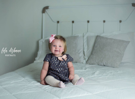 Braylee is one! South Central KY Photography studio ~ Lela Dishman Portraits