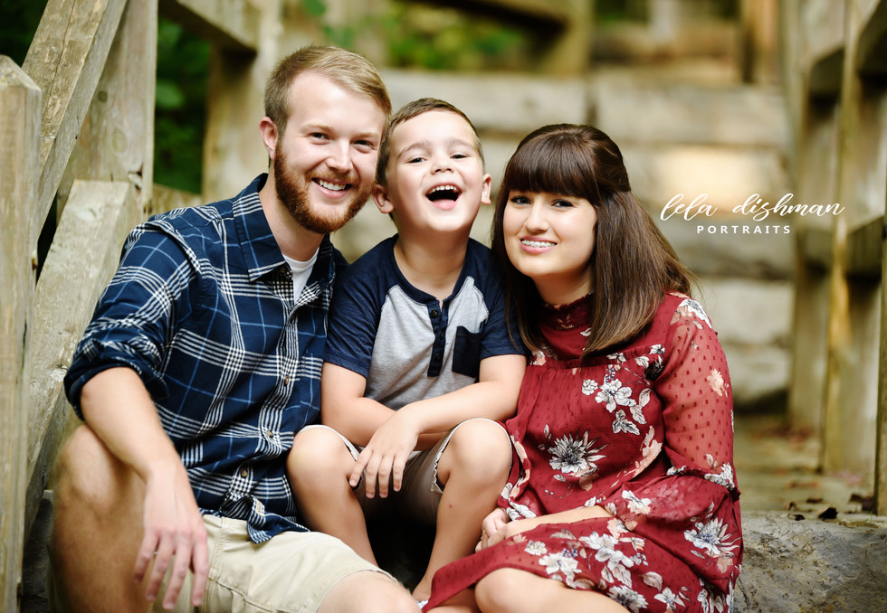 Family Session {Monticello, Somerset KY Family Photographer}