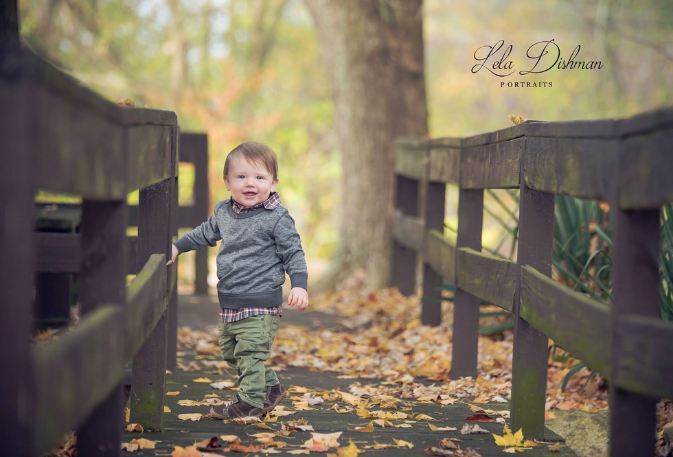 Kade is turning one! {Monticello Ky Milestone Photography}
