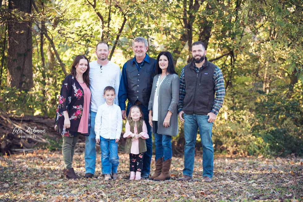 Fall Family Photography ~ Somerset Kentucky Photographer