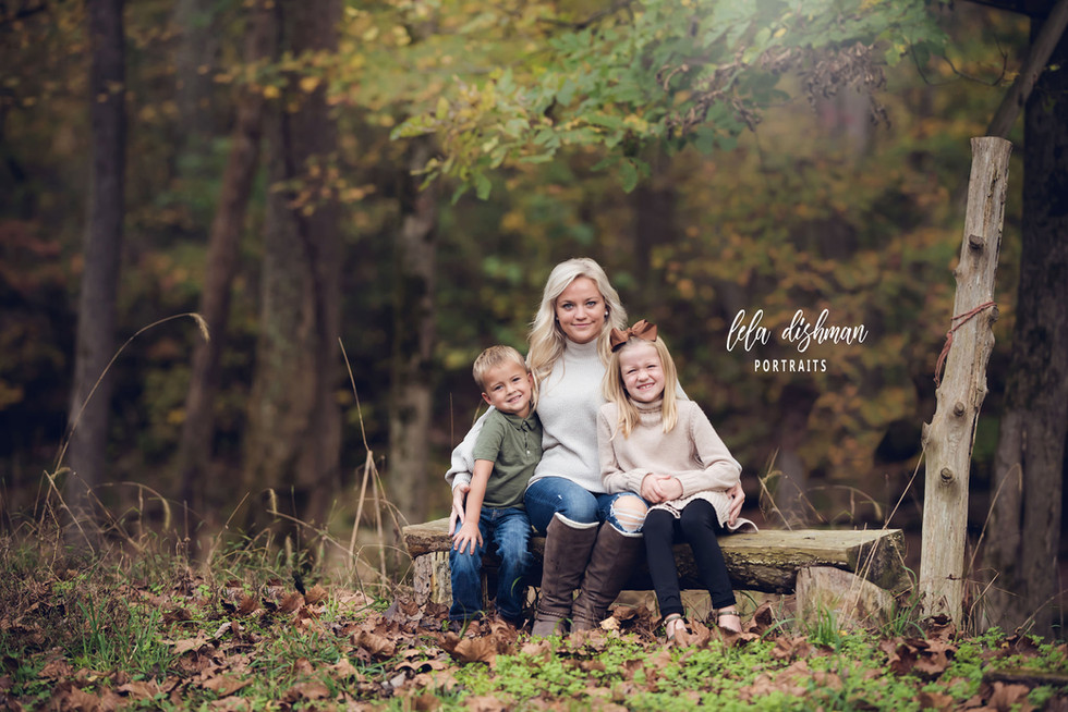 Kentucky Family Portrait Photographer ~ Fall Family Photography