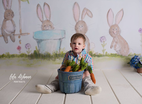 Easter Sessions { South Central KY Photographer} Lela Dishman Portraits