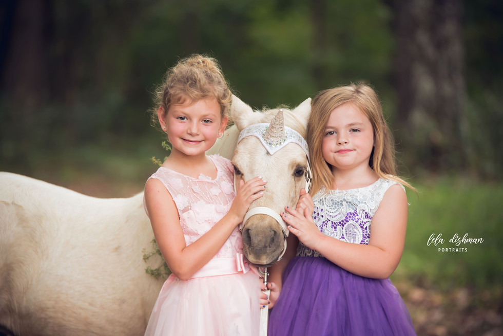 Unicorn Photography Sessions~ Monticello  Somerset KY Photography