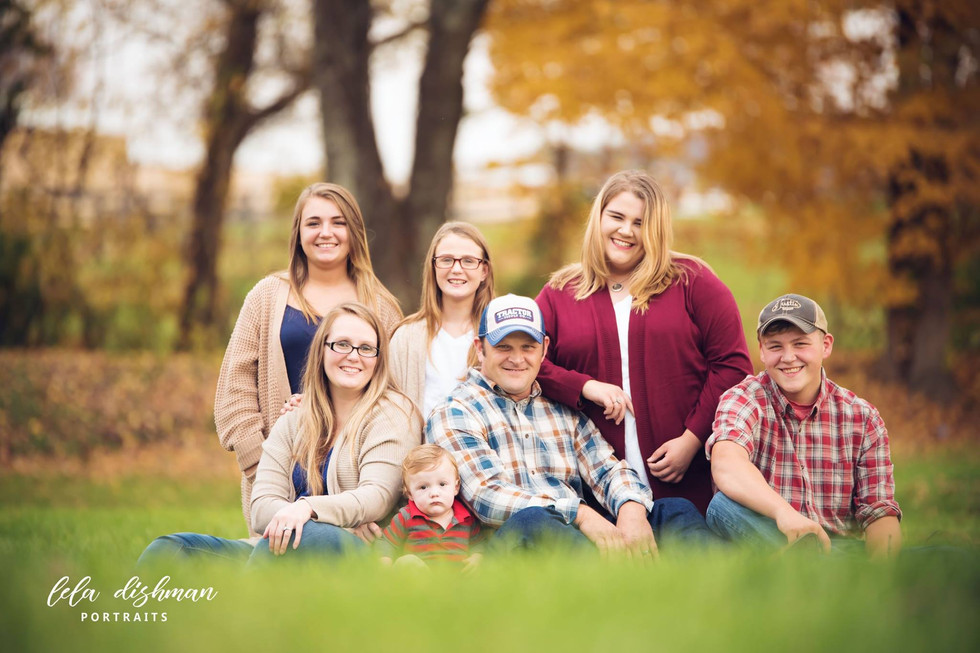 Gregory Family -Somerset KY Portrait Photography