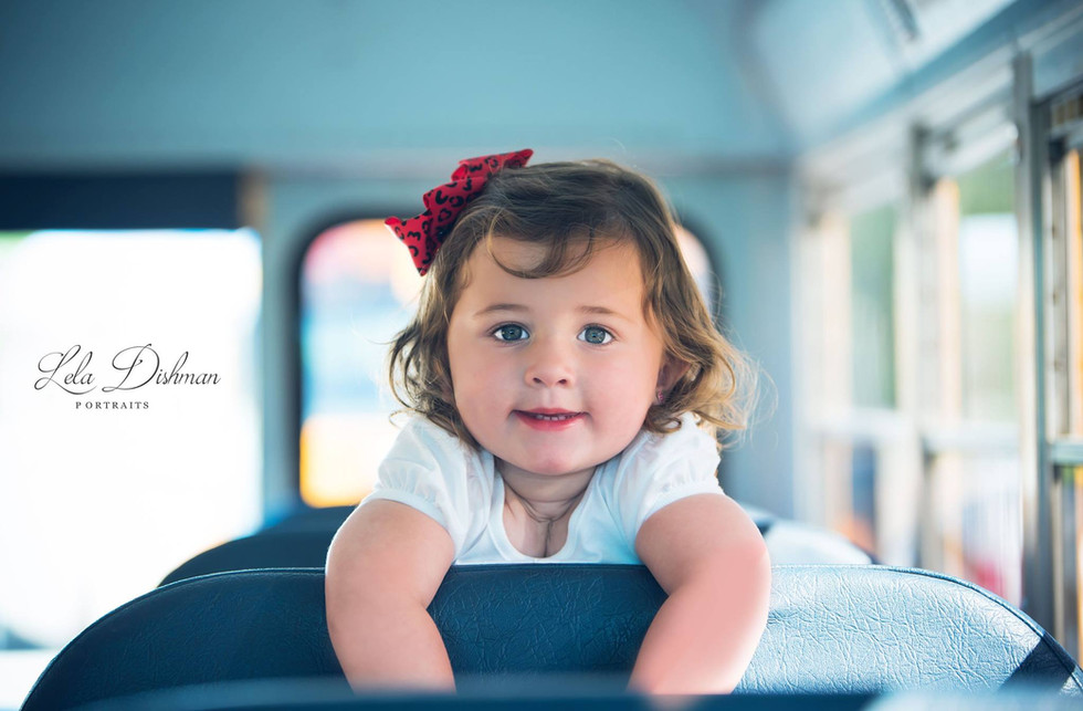 Rielyn is turning 2! {Monticello KY Photography}