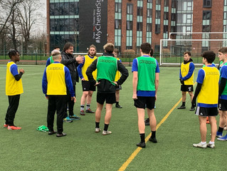 Former Premier Player and Pro Coach Delivers Masterclass Coaching Session