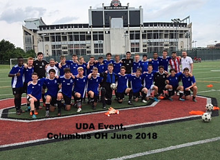 UDA Crisscrosses The USA With Its Recruitment Events For The Class Of 2019