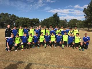 UDA Soccer 5
