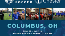 Recruitment Year Starts July 17th - 19th Columbus,  Ohio