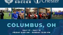 Recruitment Year Starts July 17th - 19th Columbus,  Ohio
