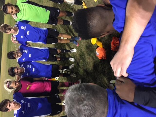 UDA Soccer 1