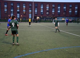 Winning not the only goal for UDA after mixed results against University of Chester and Tranmere Rov