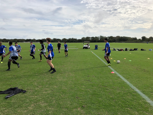 Lakewood Ranch, FL  2019 at Sports Premier Campus.