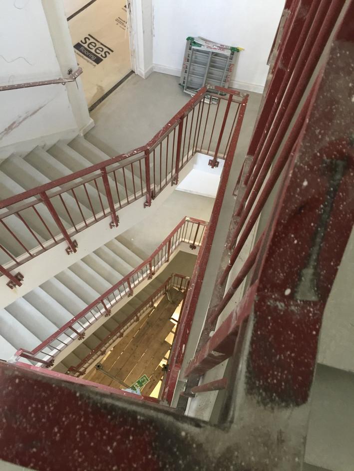Balustrades Installed by Atlantas