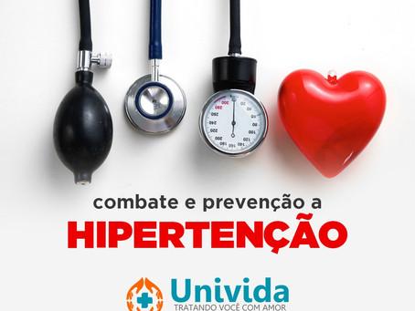 Hipertensão: doença  que causa a morte de aproximadamente 820 pessoas diariamente.