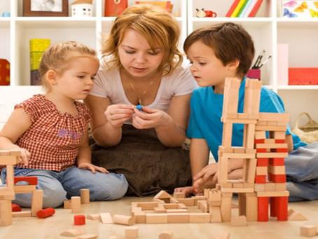 Atividades para as crianças neste período de isolamento social.