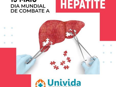 Hepatite: Causas e prevenção