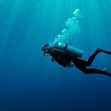 水中スキューバダイビング