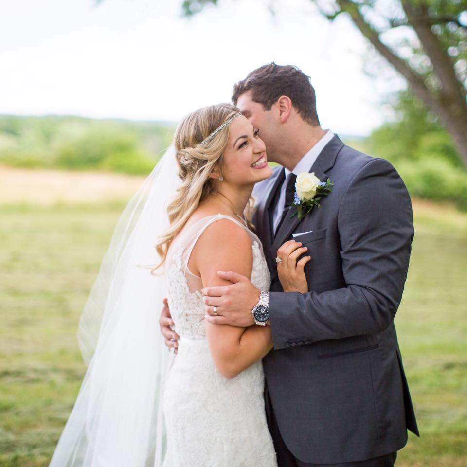 Heather Alico Wedding