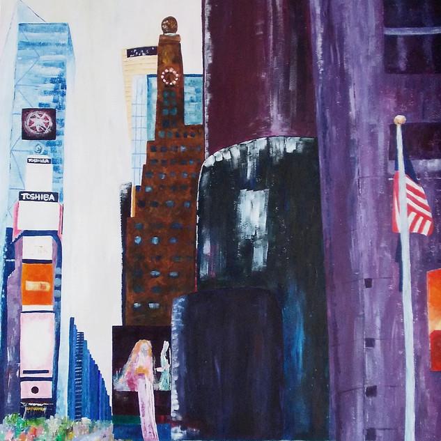 New York triptych 3