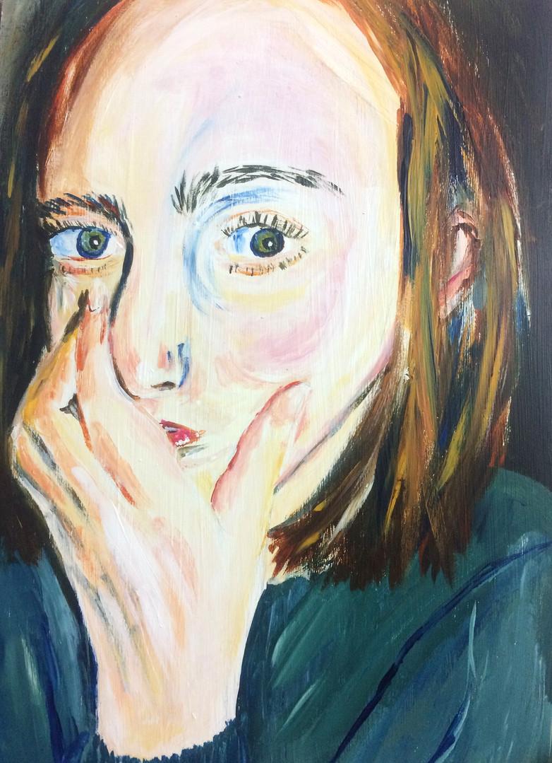 Self-portrait (2016)
