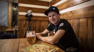 ROZHOVOR: Ultracyklista Daniel Polman