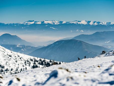 Malá Fatra v zimě