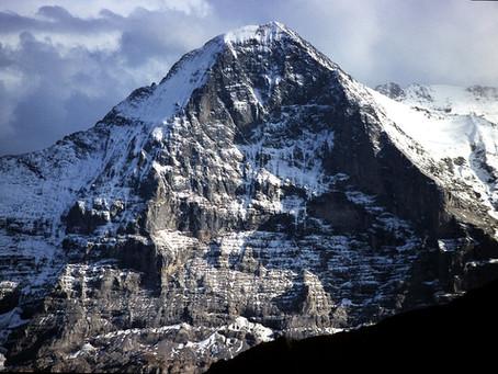 Ueli a Kilian společně na Eigeru