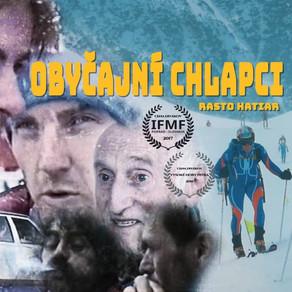 Obyčajní chlapci - dokument o legendárních skialpinistech