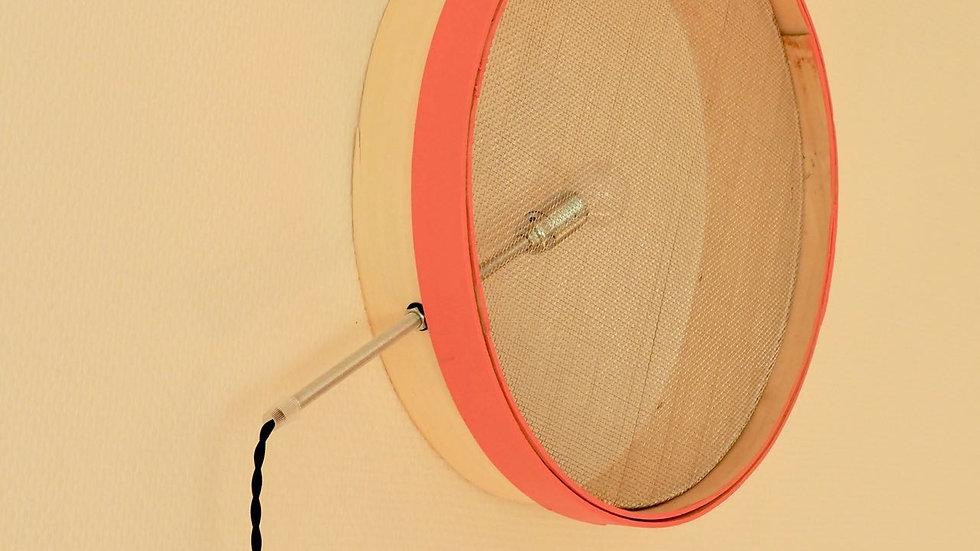 Lampe tamis LIV - corail