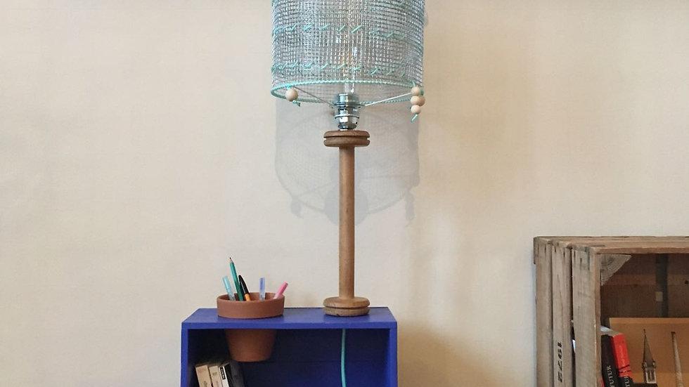 Etagère lampe BOX