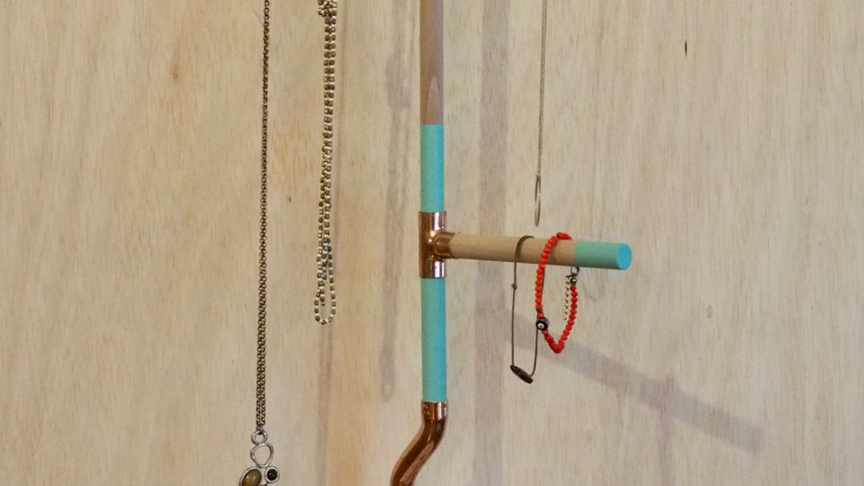 Porte-bijoux Grand LIO - Océan