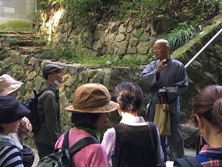 歴史探訪研修会 桜井~山の辺の道~大神神社 2019.10.31