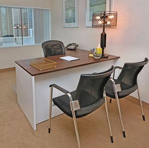 Premium Business Centers executive office suite