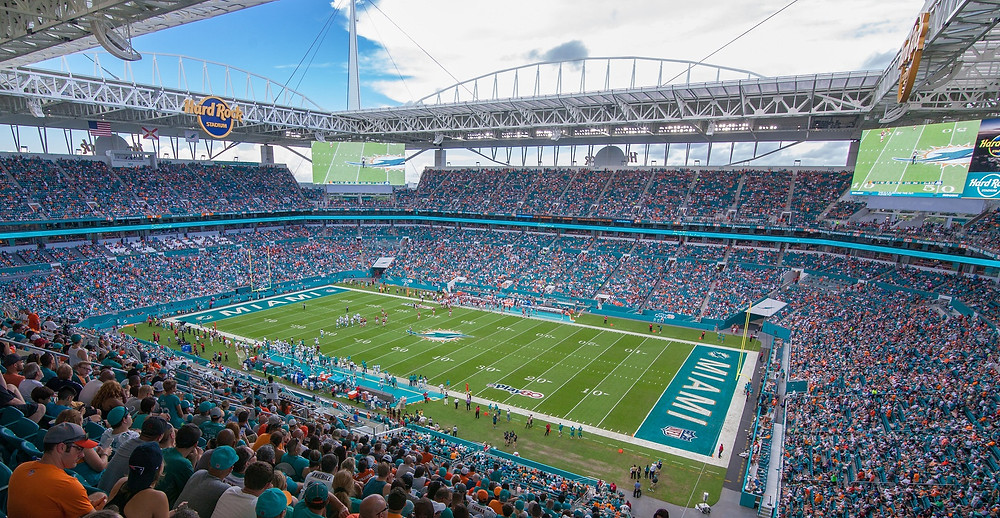 miami dolphins football stadium things to do in hallandale