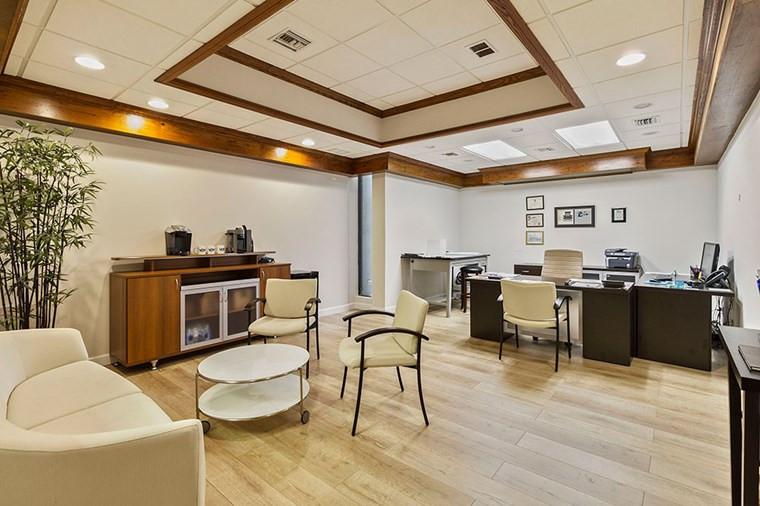 Executive office suite aventura