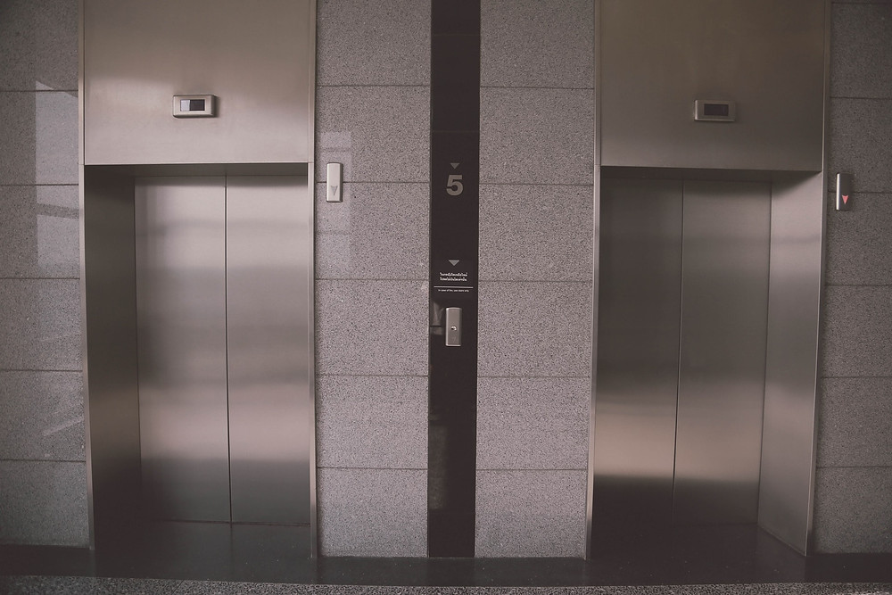 elevators are an important amenity when looking for an office space