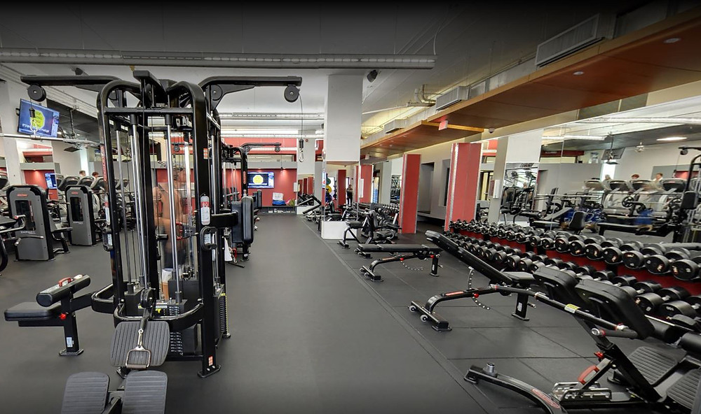 Premier Health & Fitness gym