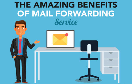 Benefits of Mail Forwarding Service