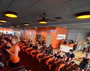 Orangetheory fitness aventura