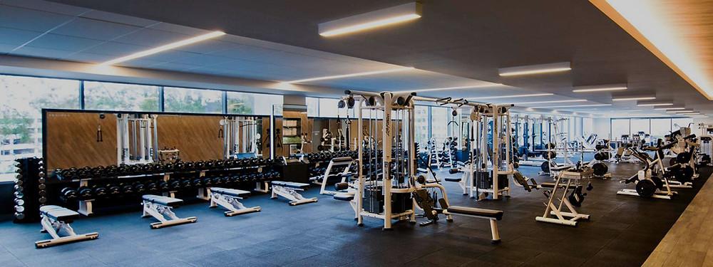 Equinox Aventura Gym