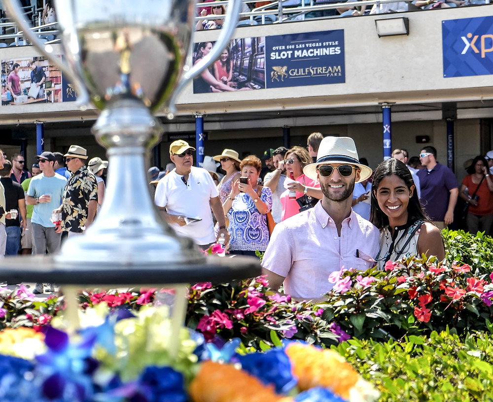 Florida Derby Trophy