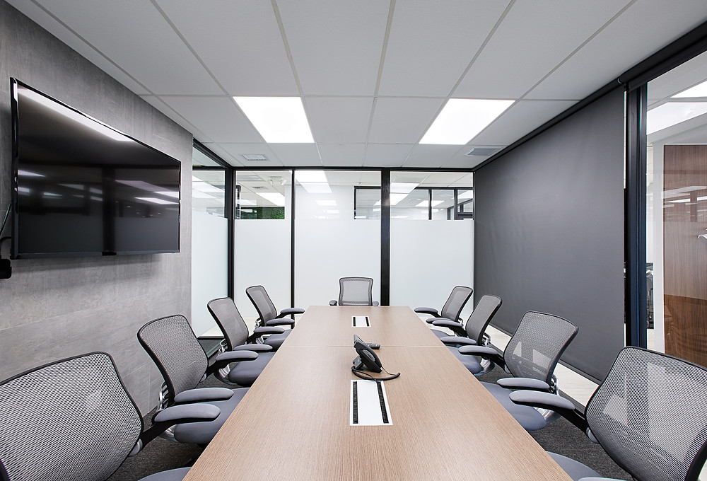 meeting room at 221 Building