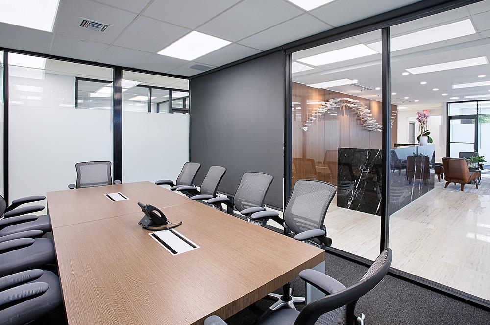 221 Building Meeting Room