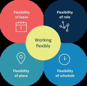 workplace flexibility diagram