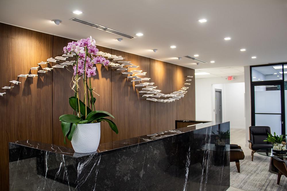 Reception 221 Building
