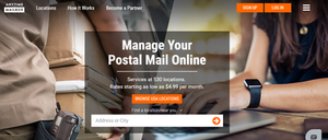 anytime mailbox virtual mailbox services