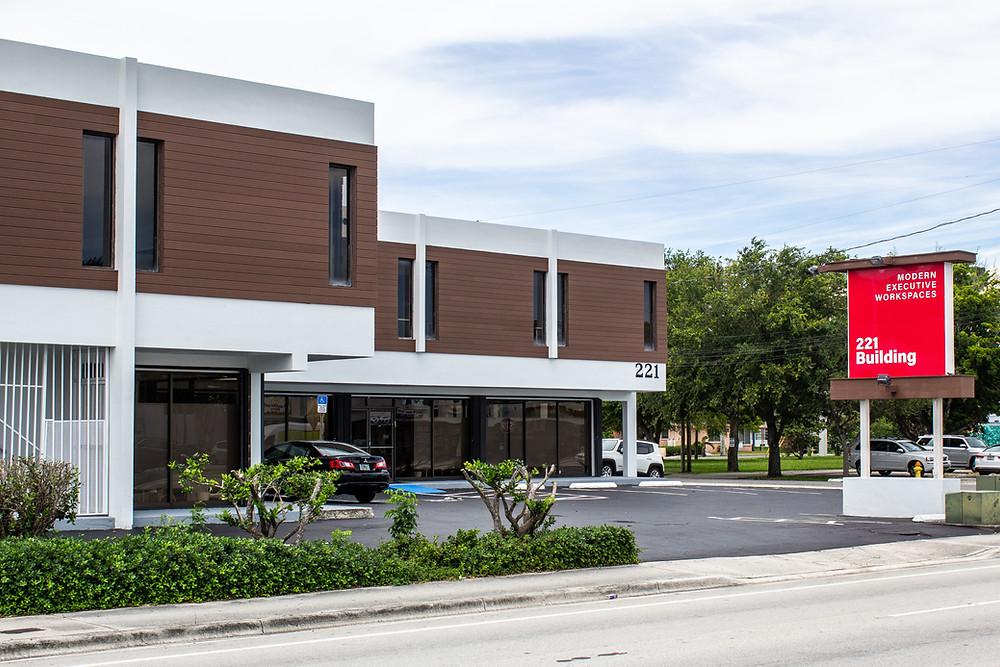 221 Building offices located in Hallande Florida