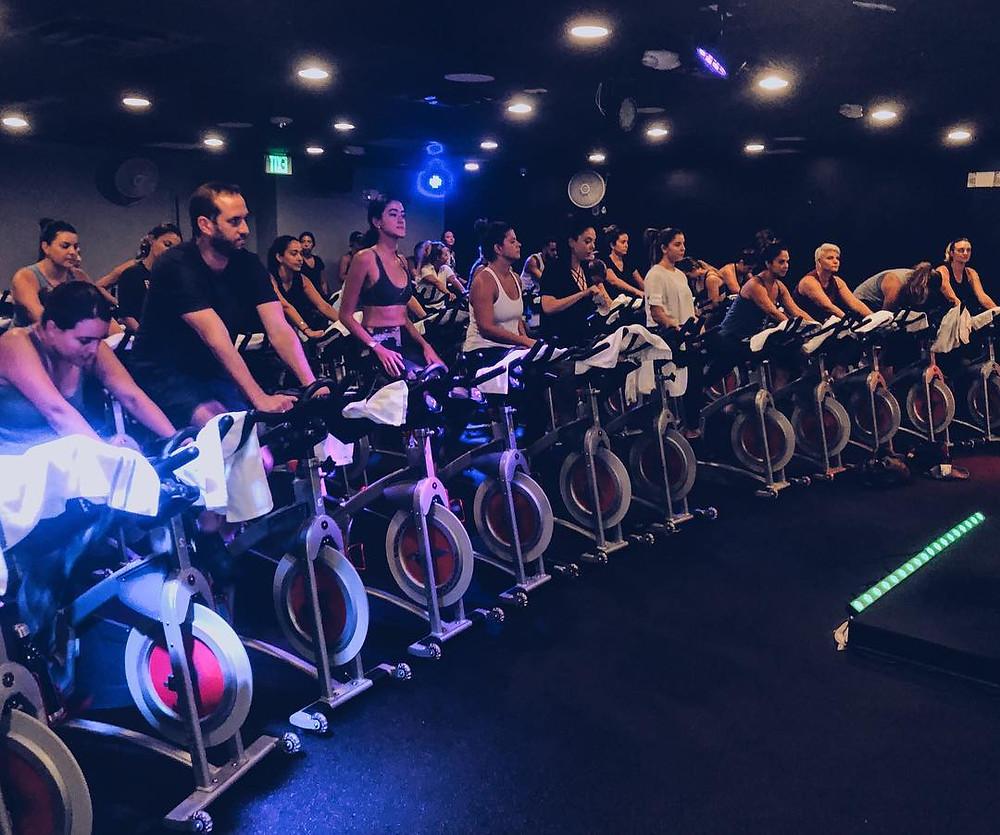 Redbike Studios gym